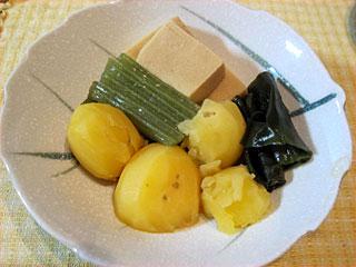 煮物 the 北海道
