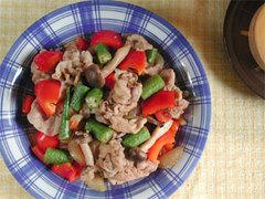 豚肉と野菜