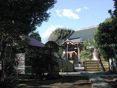 能満寺 本堂